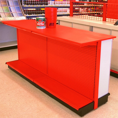 Commercial Store Counter